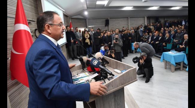 AK Parti'nin Ankara Adayı Mehmet Özhaseki: