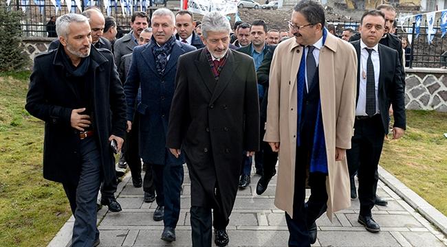 Altındağ Mehmetçik Camii Açıldı
