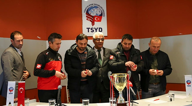 Ankara'da Büyük Turnuva! 'İlhan Ağabey Futbol Turnuvası' Kuraları Çekildi