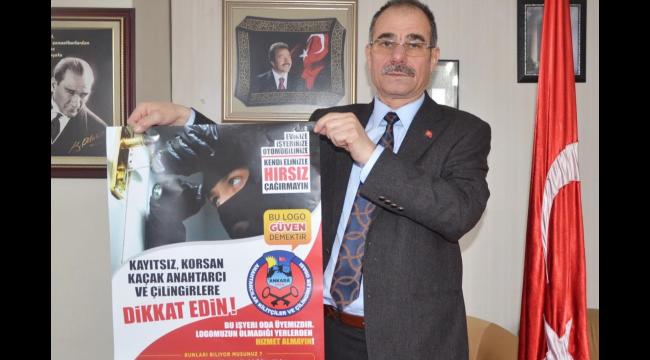 Ankara'da Korsan Çilingirle Mücadele Başladı
