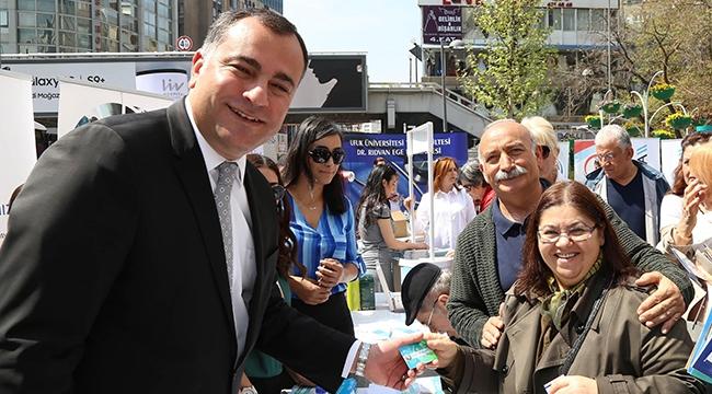 Ankara'da Sağlık Kart Yaygınlaşıyor