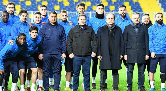 Ankara'nın Allianz Arenası! Ankaragücü Stadı'na Kavuşuyor... Ankaragücü-Alanyaspor Karşılaşması Bugün...