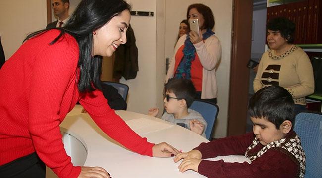 Çankayalı Kursiyerler Görme Engelliler İçin Kitap Hazırladı