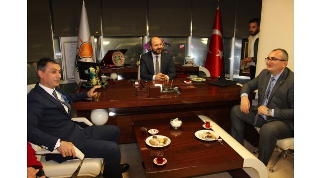 Cumhur İttifakı'nın Gölbaşı Adayı Ramazan Şimşek Çalışmalara Başladı