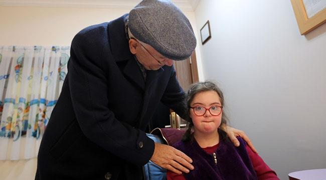 Fethi Yaşar Engelli Çocukları Ziyaret Etti: