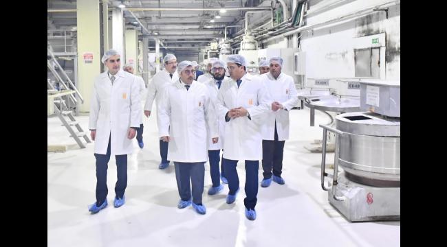 Glutensiz Üretim Tesisi Kurulacak! Genel Sekreter Tuzcuoğlu'nun Belediye Birimlerine Ziyaretleri Sürüyor...