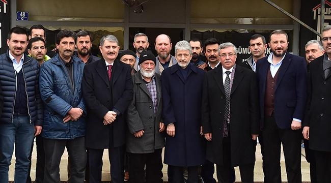Gündem Seçim! Mustafa Tuna Pursaklar'da...