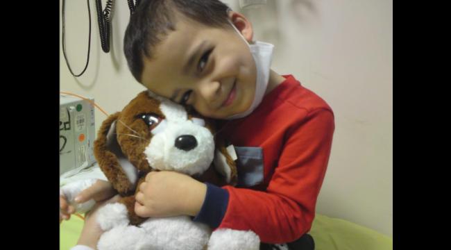 Kanserden Hayatını Kaybeden 5 Yaşındaki Ahmet'in Adı Ankara'nın 'O' İlçesinde Yaşatılacak