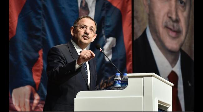 Mehmet Özhaseki: Yeni Mamak Çözüme Kavuşacak