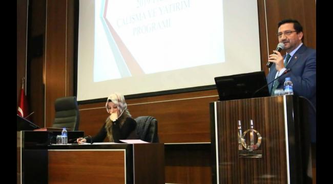 Mustafa Ak, 2019 Keçiören Projelerini Anlattı