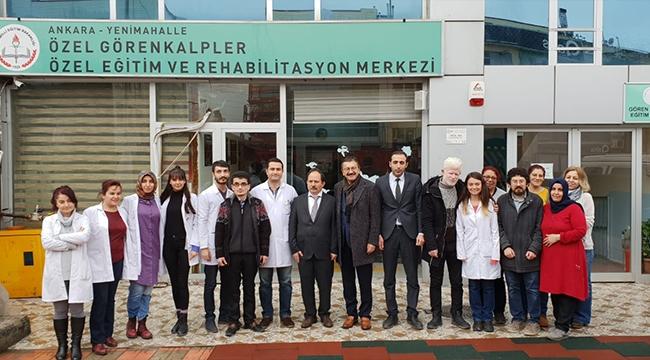 Yenimahalle Belediye Başkan Adayı Veysel Tiryaki: