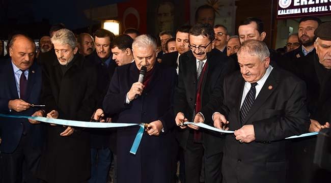 Altındağ Belediyesi'nden Bir Açılış Daha! Veysel Tiryaki: