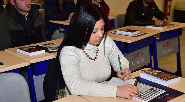 ANFA Güvenlik Okulu'nda Yeni Personel Yetişiyor! İşte 'O' Eğitimler...