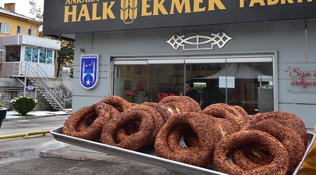 Ankara Halk Ekmek'ten Bir Yenilik Daha! Glutensiz Simit Geliyor...