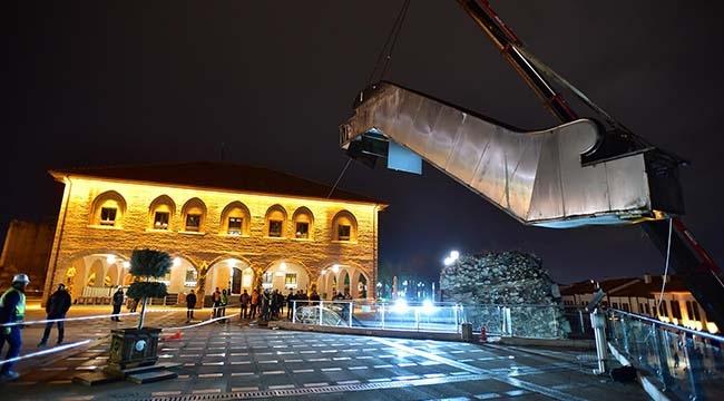Ankara'nın Akşamları Işıl Işıl...