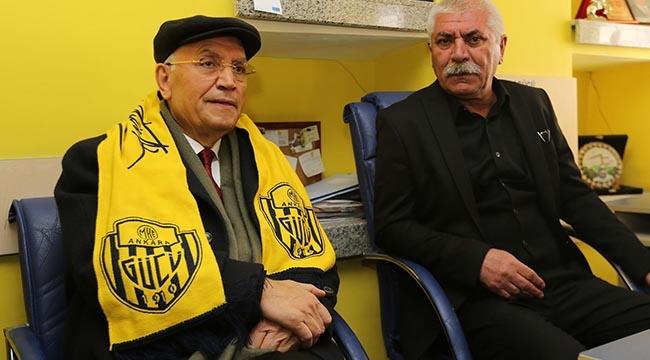 Ankaragücü'ne Alt Yapı Müjdesi! Fethi Yaşar: