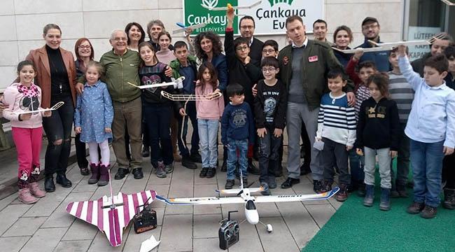 Ankaralılar 'Nesilden Nesile Model Uçak' Etkinliğinde Bir araya Geldi