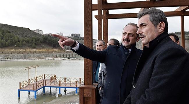 CUMHURBAŞKANI ERDOĞAN AÇACAK! İşte Ankara'nın İlk Millet Bahçesi...