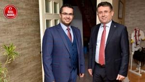 Mamak Adayı Adnan Demirci'den Haber Ankara'ya Özel Açıklamalar! Mamak'ta Hayata Geçireceği Projeleri Anlattı... İşte Ayrıntılar...