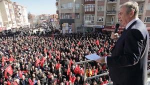 Mansur Yavaş Ankaralılara Çubuk'tan Seslendi... İşte Ayrıntılar...