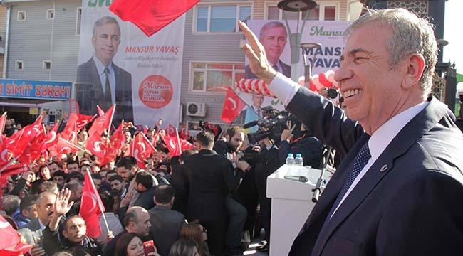 Vatandaşları Gönüllü Olmaya Davet Etti! Mansur Yavaş Ankara'nın 10 Yıllık Kaybını Anlattı