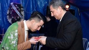 Murat Köse Asker Uğurlama Törenine Katıldı