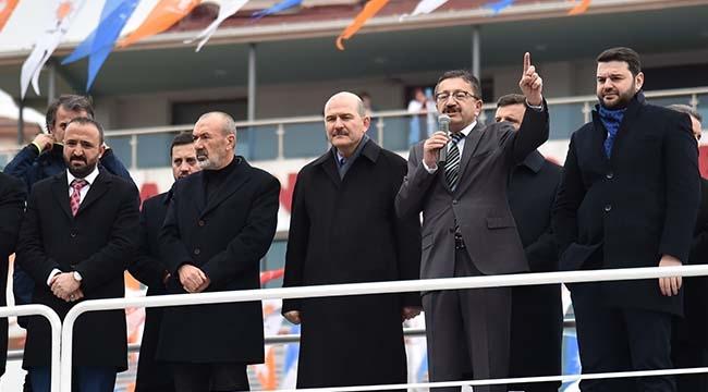 Süleyman Soylu'dan Veysel Tiryaki Tam Destek