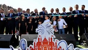 31 MART AKŞAMINA KADAR ÜCRETSİZ! Ankapark Cumhurbaşkanı Erdoğan'ın Katılımıyla Açıldı