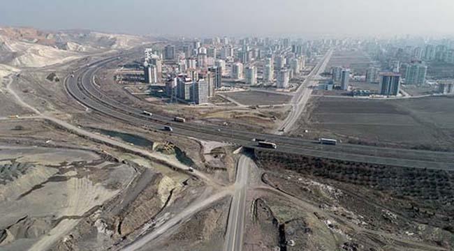 AŞTİ-Bağlıca-Çevre Yolu Bağlantısı'nda İlk Kazma Vuruldu