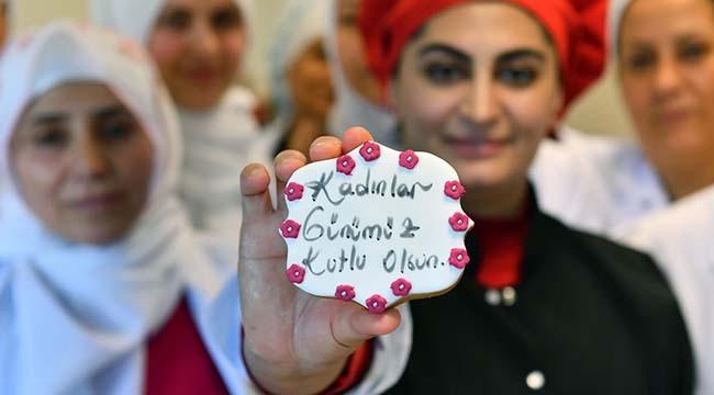 BELMEK Kurslarına Ankaralı Kadınlardan Yoğun İlgi