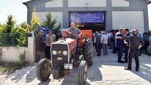 Büyükşehir'den Ankaralı Çiftçilere Tohum Desteği