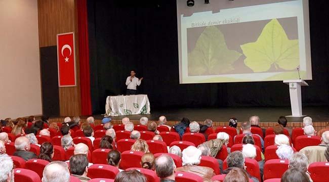 Çankaya'da Bahçıvan Adaylarının Eğitimi Başladı