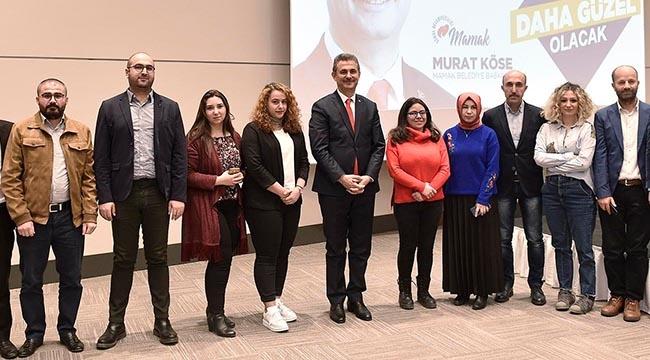 Mamak'ı Değişterecek 90 Vizyon Proje! İşte Murat Köse'nin Mamak Projeleri...