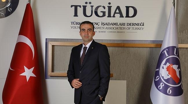TÜGİAD Ankara'dan Küresel Ankara