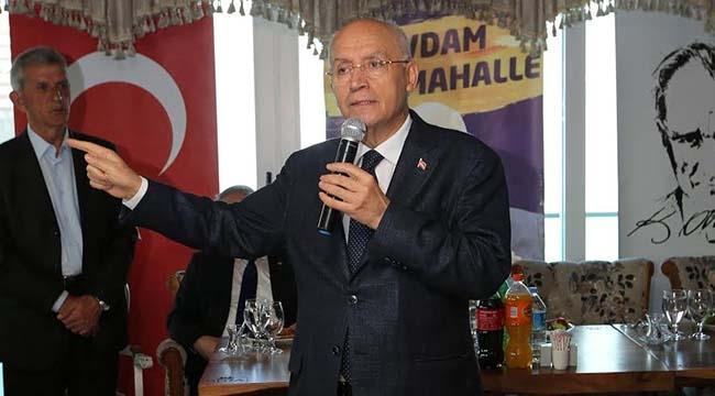 Yenimahallelilerle Buluşmaya Devam Ediyor! Fethi Yaşar'dan Yoğun Mesai!
