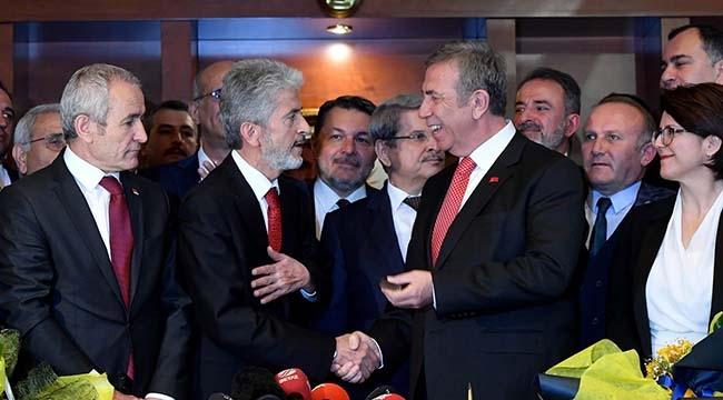 Ankara'nın Yeni Başkanı Mansur Yavaş: