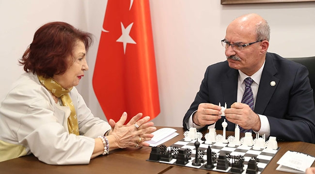 Ankara, Satranç Takımıyla Tanıtılacak