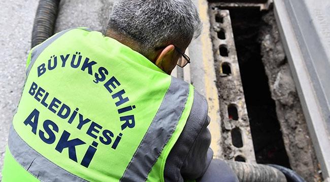 ASKİ'den Önemli Uyarı! Ankara'da Izgara ve Kanal Temizliği...