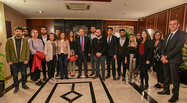 Ceren Hocanın Adı Ankara'da Yaşayacak!