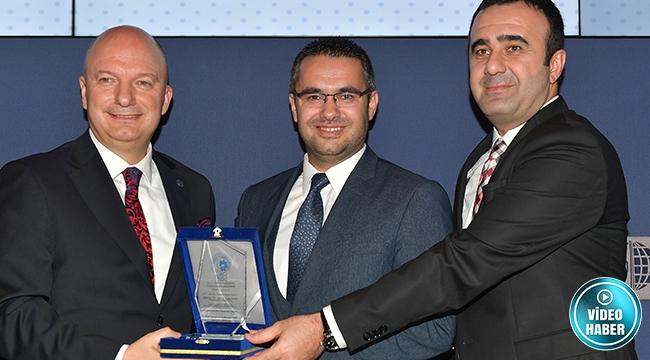 Haber Ankara'ya Bir Ödül Daha! Verimlilik Ödülleri Sahiplerini Buldu...