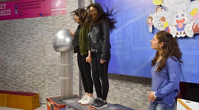 Meraklı Miniklerin Ankara'daki Buluşma Noktası: Feza Gürsey Bilim Merkezi