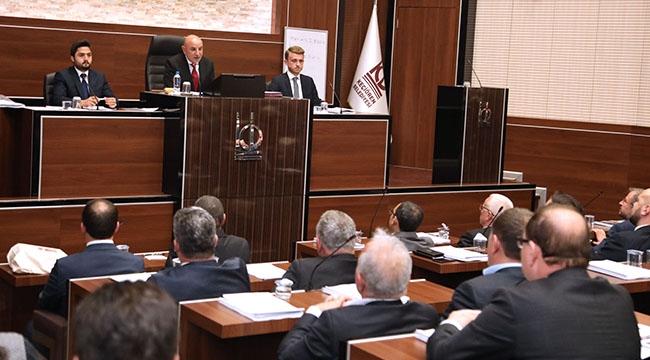 Turgut Altınok İlk Meclis Toplantısında Önemli Mesajlar Verdi: