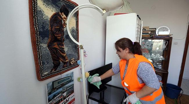 Yenimahalle'de 8 Yılda 14 Bin Ev Temizlendi