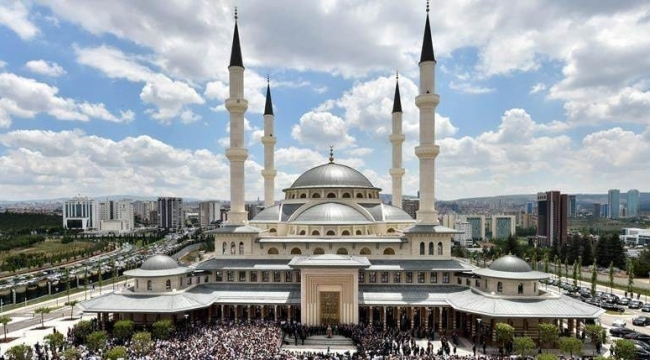 Elazığ'daRamazan BayramıNamazıSaat Kaçta?İşteElazığ'daBayram NamazıSaati
