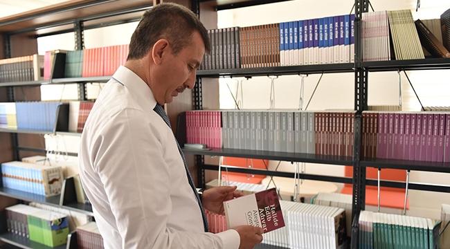 Mahalle Kütüphaneleri Hizmete Girdi