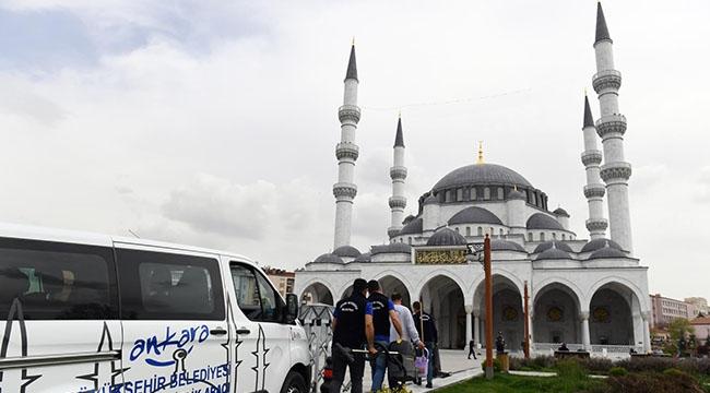 Ramazan Öncesi Ankara'da Temizlik Seferberliği