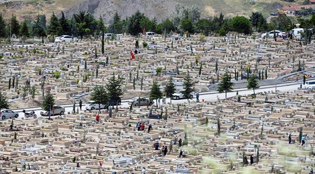 Ankara'da Mezarlıklara Ring Servisi!