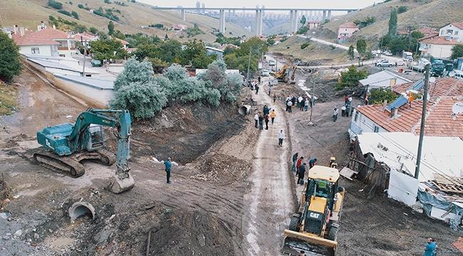 Ankara'da Yaralar Sarılıyor
