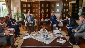 Ankara İçin Üç Projede Büyükşehir AB İş Birliği Başlıyor