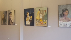Galeri Sanatyapım'da Yeni Sergi